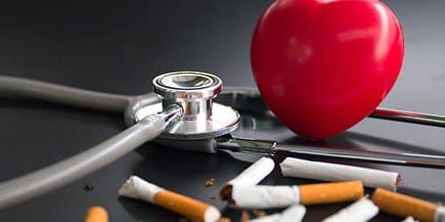 تاثیر ترک سیگار بر فشار خون