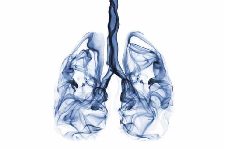 تاثیر ترک سیگار بر ریه