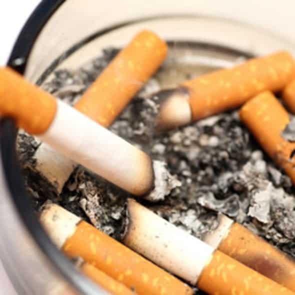 ضررهای سیگار